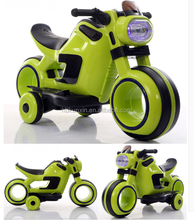 Rechargeable battery children motorcycle 6v electric kids motor cycle toy car