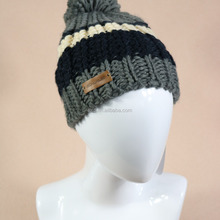 comfortable high quality fabric beanie