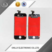 Digitizer Mobile phone lcds for iphone 4s,for iphone 4s lcd display touch screen digitizer