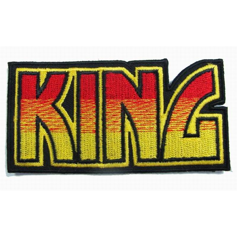 Professional Factory Low Moq Fabric Stitching Embroidered Patch For Caps <strong>China</strong> Supplier