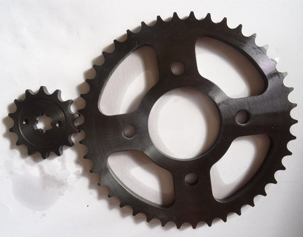BAJAJ DISCOVER 150 MOTORCYCLE CHAIN SPROCKET FOR HOT SALE