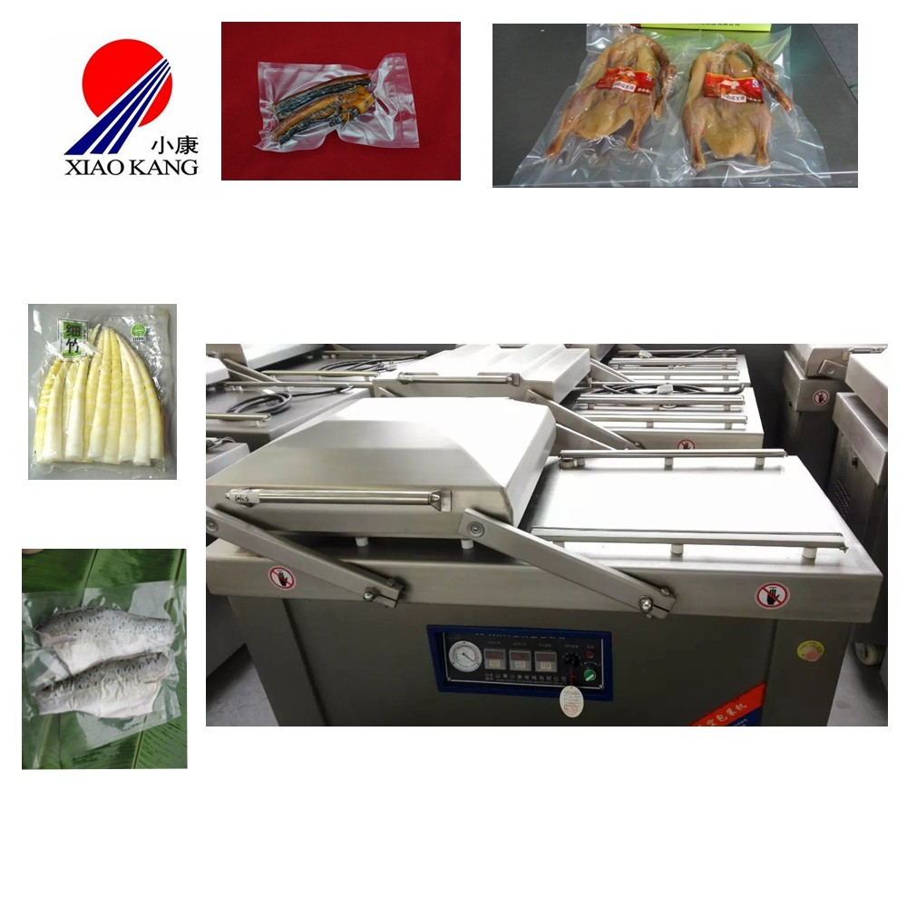 date process vacuum packing machine