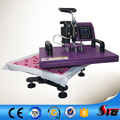 LCD colorful display Controller A3 Format Swing Away Sublimation Machine