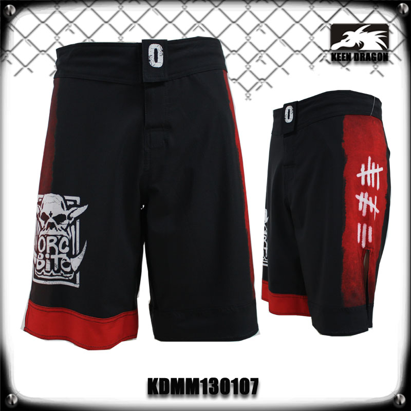 american apparel patterns jiujitsu training wear short mma