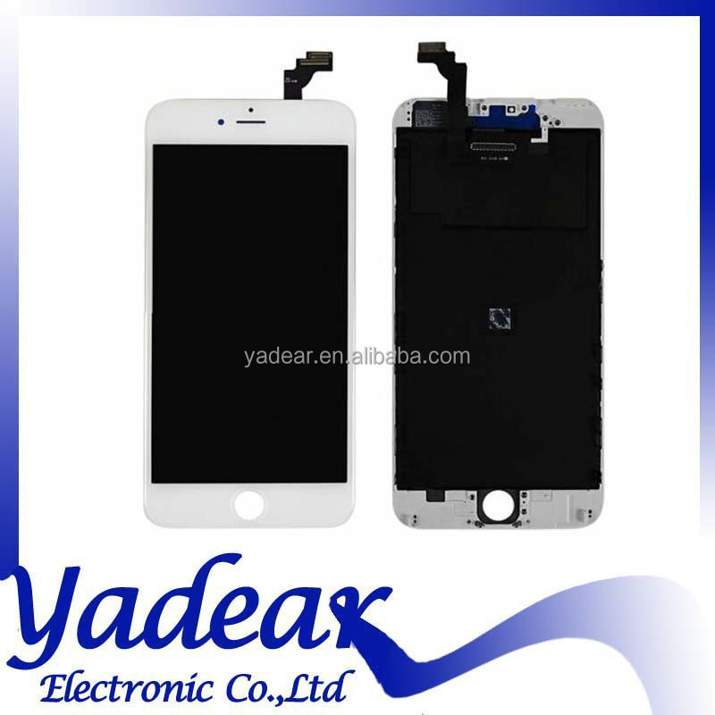 Alibaba website wholesale Mobile phone for iPhone 6 lcd display/screens lcd replacement