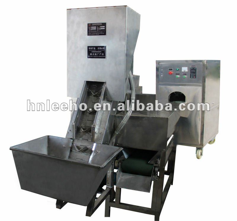 Automatic onion peeler and cutter machine 0086 15333820631