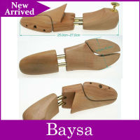 wholesale aromatic cedar shoe trees beech wood shoe treeST-039