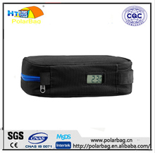 Diabetes Medical cooler bag with digital LCD thermometer to keep 2 to 8 deg C for 12 hours
