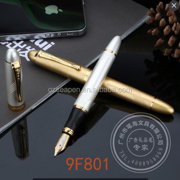 Hottest fountain pen jinhao fountain pen ink cartridge