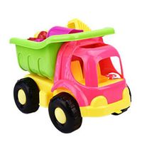 Funny Summer Set Plastic Toy Car Sand Beach Toy
