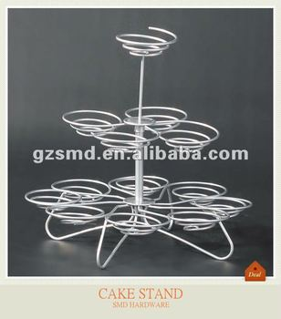 3 Tier Wire Cake Stands for Party