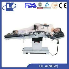 Hot sale factory direct price surgical manufacture medical operating table metal parts with cheapest