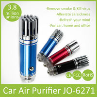 Best Selling Wholesale Car Accessories JO-6271 Car Air Purifier Import Gift Items Promotional Products From China