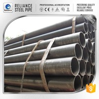 20 INCH CARBON CEMENT LINED STEEL PIPE WELD CONCRETE CULVERT PIPE
