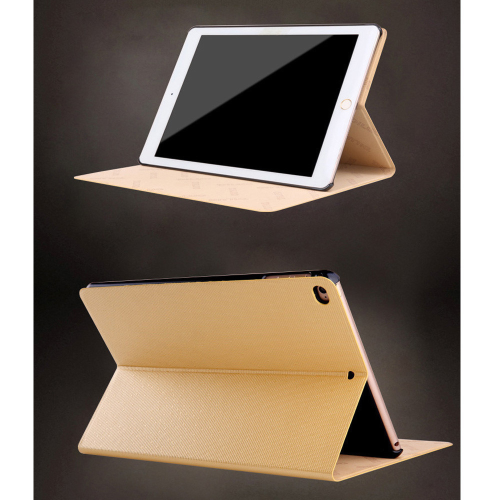 high grade Ultra-thin shockproof case for ipad 5