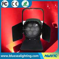 7x20w rgb tv soft video projector zoom profile spot led fresnel light