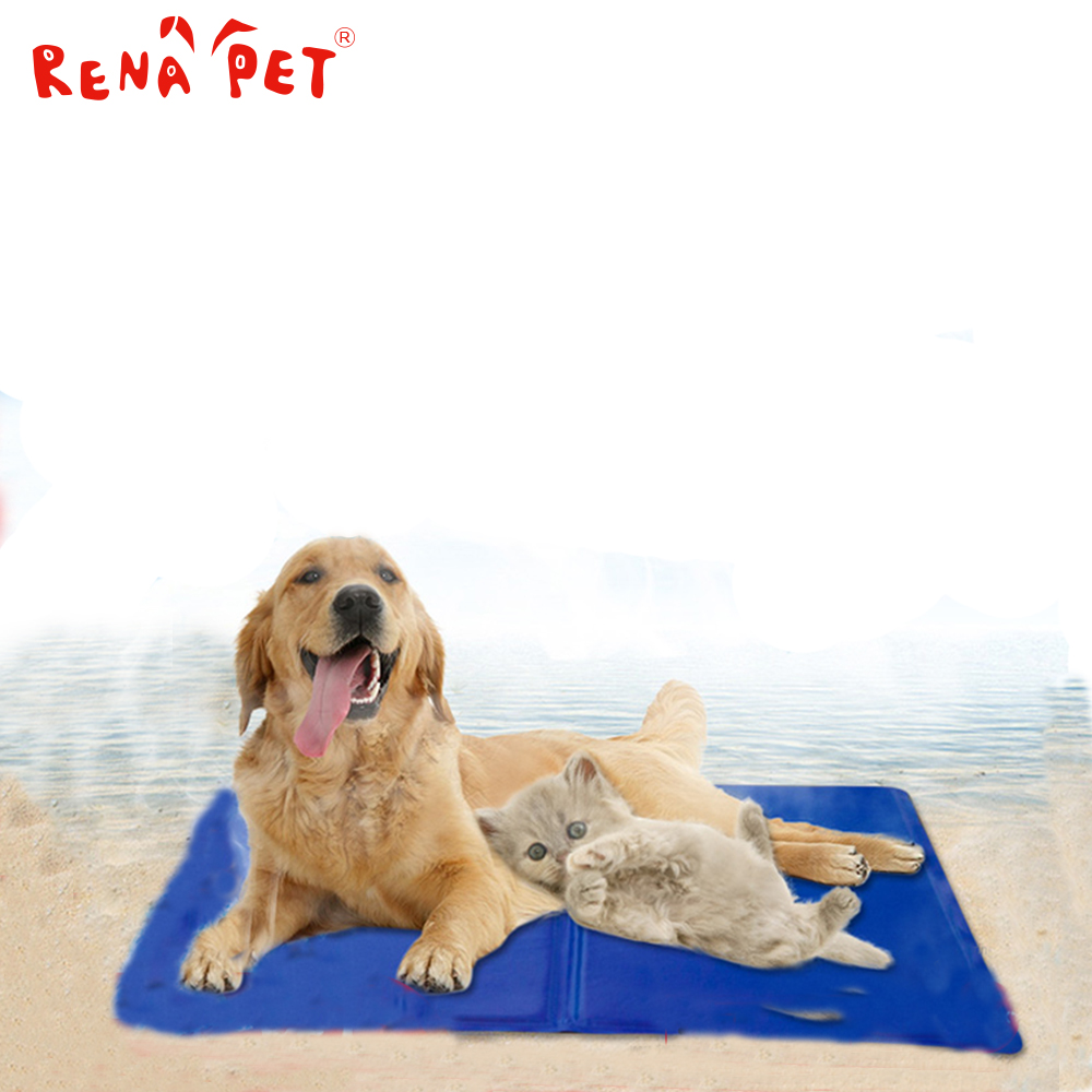 Summer Pet cooling mat self cooling Non toxic Durable pet bed pet cool pads