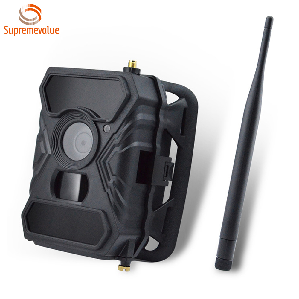 TC04 3G HD 100 Degree View Two-Way Communication GSM MMS GPRS Trail Wifi Hunting Camera