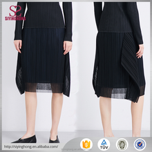 hot sale wholesale short pleated lady skirts
