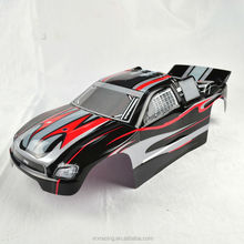 Printed body for 1/10 Rc Truck, body for 1/10 scale Rc Car