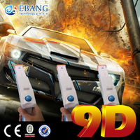 Europe popular game 9 d virtual reality with special effects