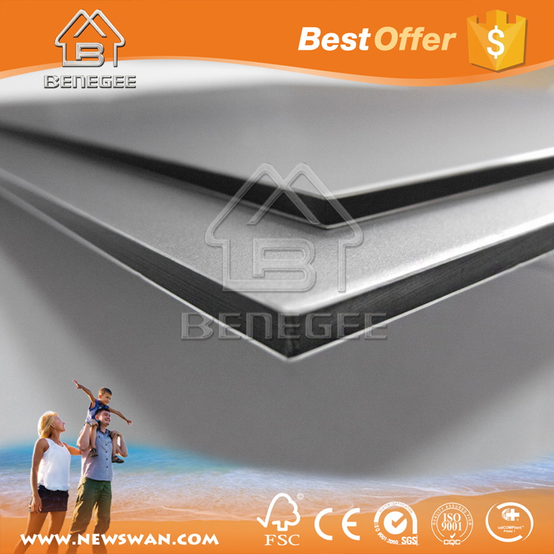 Alucobond ACP Sheet / ACP Design Aluminum Cladding Sheet Price
