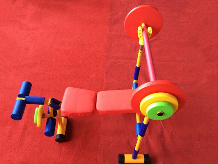 Children indoor Gym Equipment fitness set for Primary school
