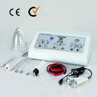 Hot Sale 6 in 1 Ultrasonic Multiple Beauty Instrument with Breast Care for Salon Au-606