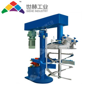 Industrial Hydraulic Lifting Mixer for Liquid Mixing