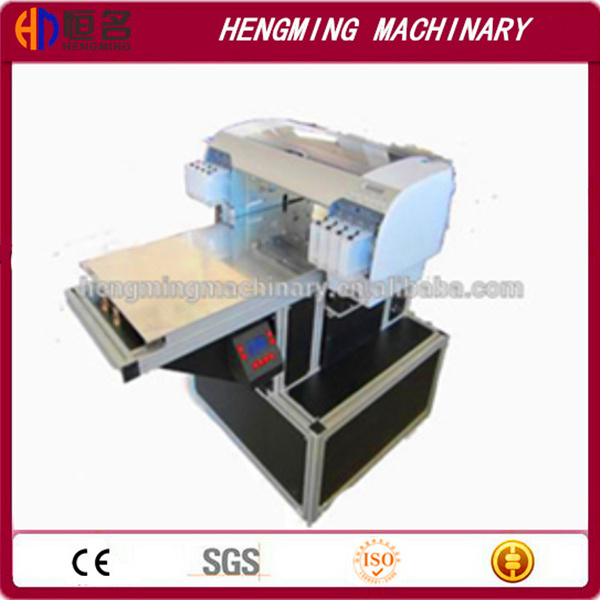 Multifunctional Corrugated Plastic Printer For Mobile Shell