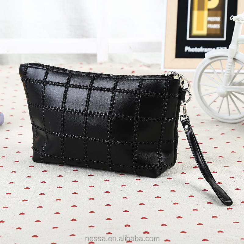 Fashion lady bag leather cosmetic bag phone bag wholesales GD-112