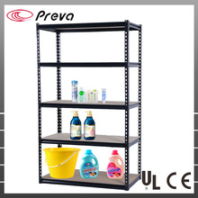 Durable Slotted Angle Boltless Steel Shelf Storage Warehouse Metal Rack System