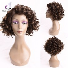 Good Quality New Style Lacefront Wig Human Hair Wig Supplier For African Americans