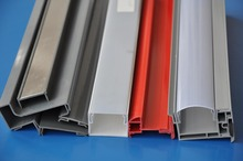 PVC profiles/extruded plastic profile