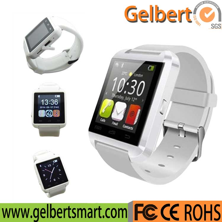 Gelbert Bluetooth Smart Wrist Watch Phone Mate for Android