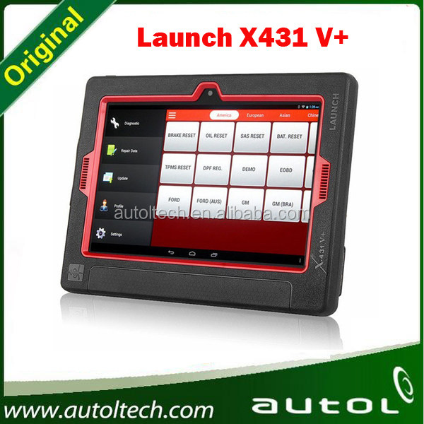 LAUNCH X-431 V+ types of auto transmission scanner