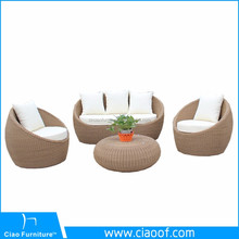 Poly Rattan Hotel Sofa Set Wintech Wicker Rattan Wicker Furniture