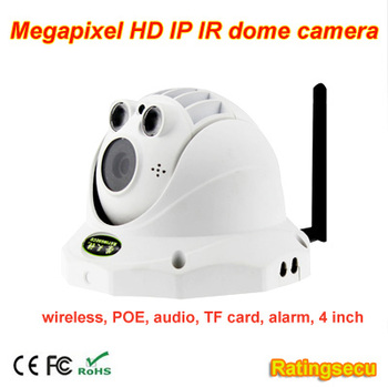 2015 hot sale private mould H.264 android P2P home security ip camera