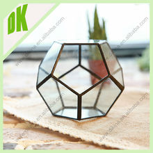 <<<< Fill it sweet treats and make a unique statement at your special event!!! clear geometric decorative glass bowl