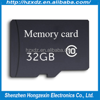 Factory price mobile used 32GB micro memory sd card wholesale