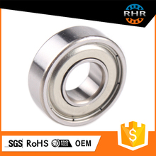 6301 ball bearing of shower door wheel bearing
