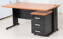 Hot sale elegant office desk/Economical melamine office desk