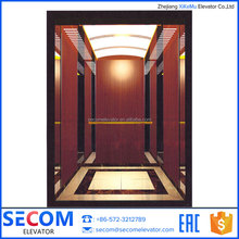 High Speed 6 Person Classical Types Office Commercial Passenger Elevator