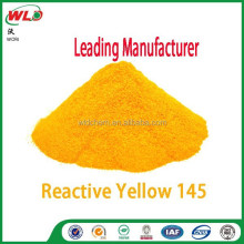 Reactive Yellow M-3RE C.I.Reactive Yellow 145 cotton fabric dye