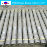 High level 75 mm HD graphite electrodes