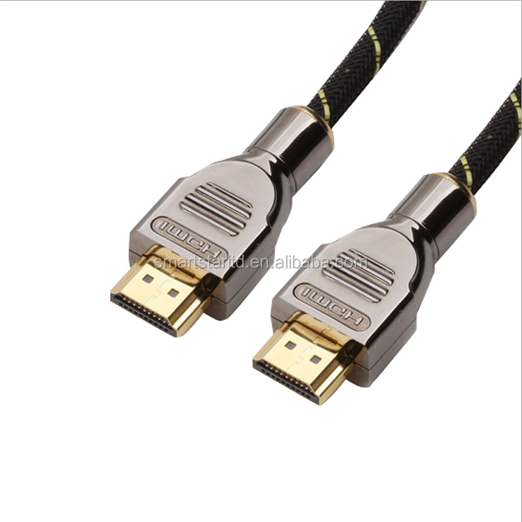 HDMI Cable CE,FCC,RoHs Certification Video&Audio Return HDMI Cable 4K