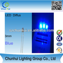 dip 5mm blue led diode china market of electronic