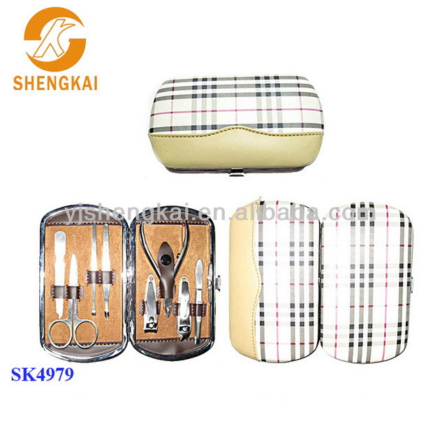Stainless Steel 8 in 1 Beauty Care Manicure Set
