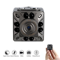 Portable Mini Hidden Camera 1080P HD Camera Video Recorder Security Camera with Night Vision,Motion Detection