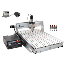 New Mini CNC Wood Router 8060Z 3 axis Engraving Machine